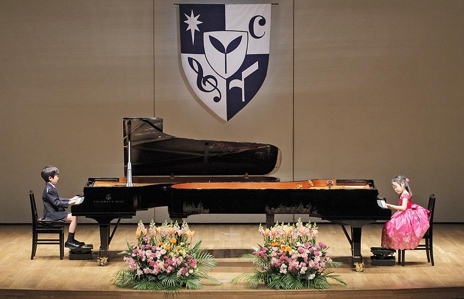 アサフ音楽院スズキ・メソードピアノ教室