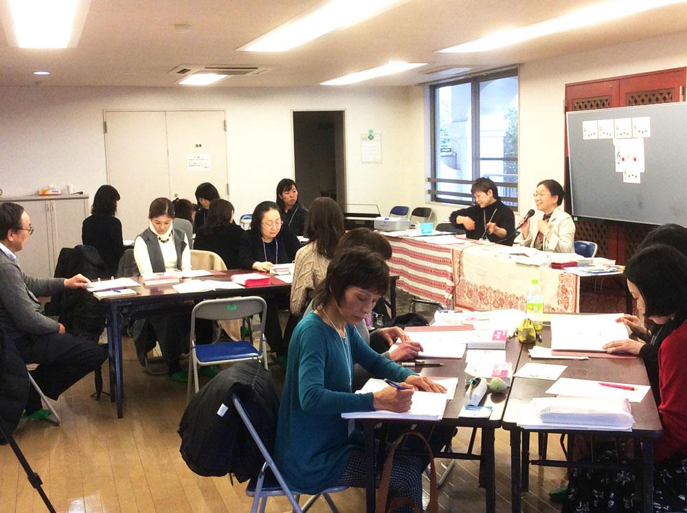 川崎紫明音符ビッツ指導者養成集中講座