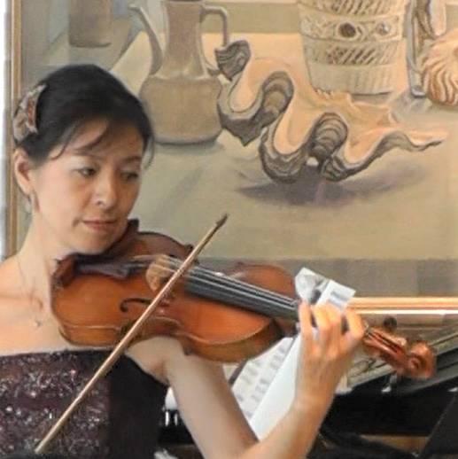 アフ音楽院ヴァイオリン科講師高田知恵先生